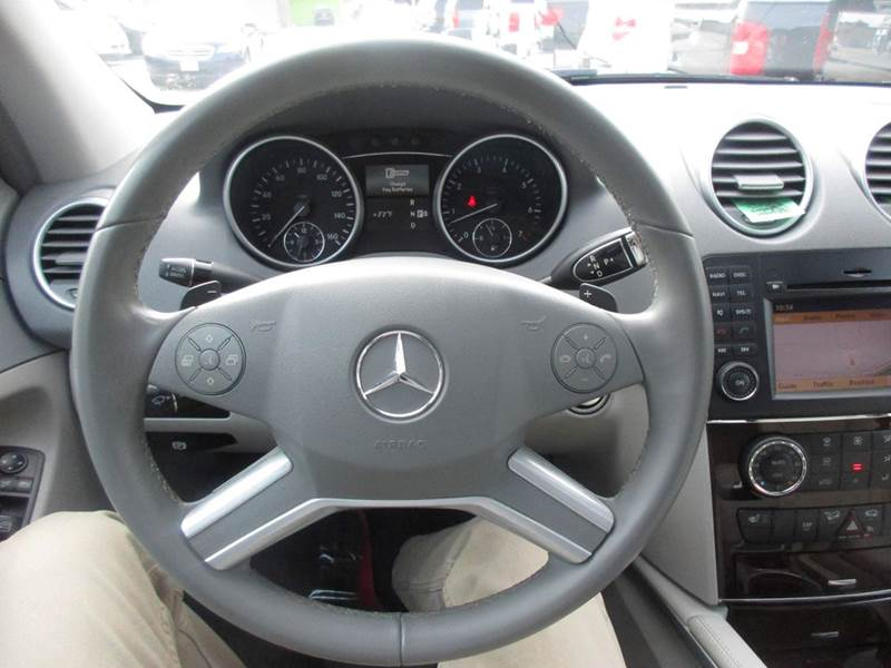 2011 Mercedes-Benz M-Class for sale at Giant Auto Mart 2 in Houston TX