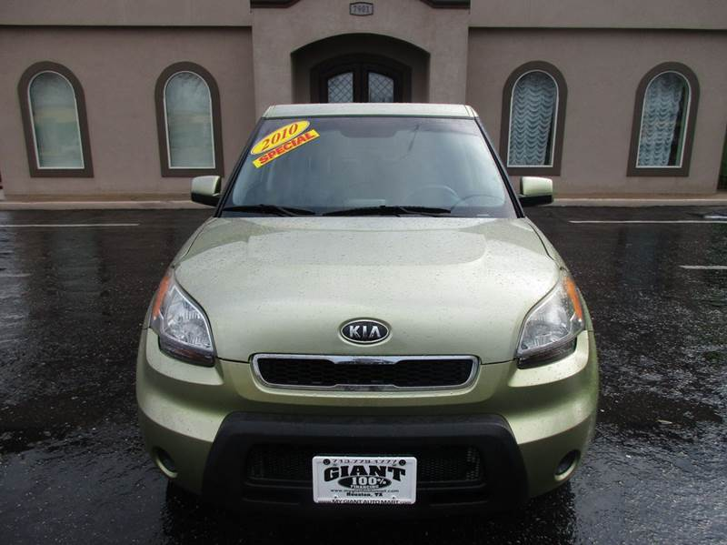 2010 Kia Soul for sale at Giant Auto Mart 2 in Houston TX