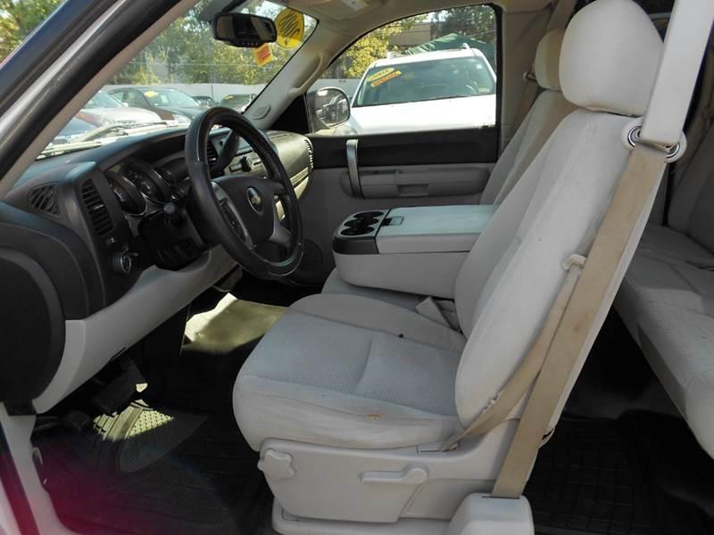 2008 Chevrolet Silverado 1500 for sale at Giant Auto Mart 2 in Houston TX