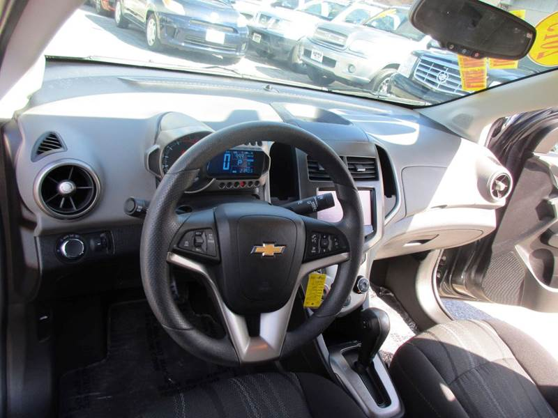 2015 Chevrolet Sonic for sale at Giant Auto Mart 2 in Houston TX