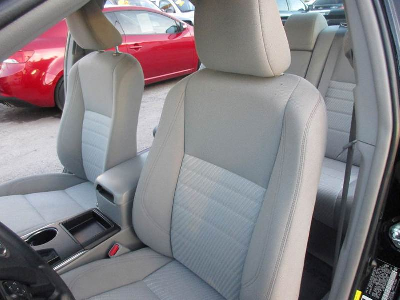 2015 Toyota Camry for sale at Giant Auto Mart 2 in Houston TX