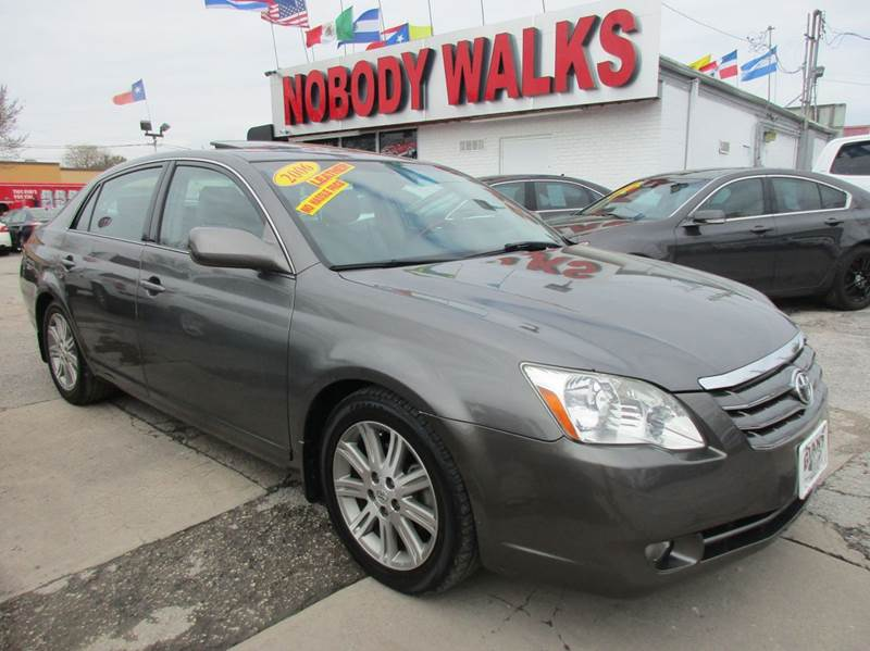 2006 Toyota Avalon for sale at Giant Auto Mart 2 in Houston TX