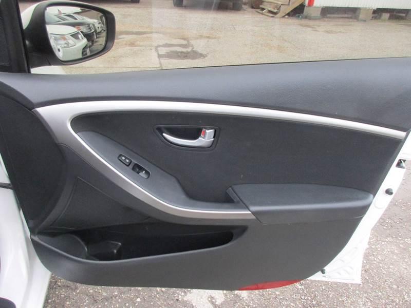 2013 Hyundai Elantra GT for sale at Giant Auto Mart 2 in Houston TX