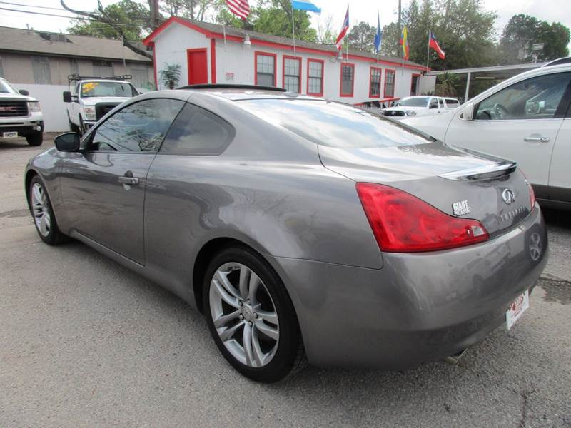 2008 Infiniti G37 for sale at Giant Auto Mart 2 in Houston TX