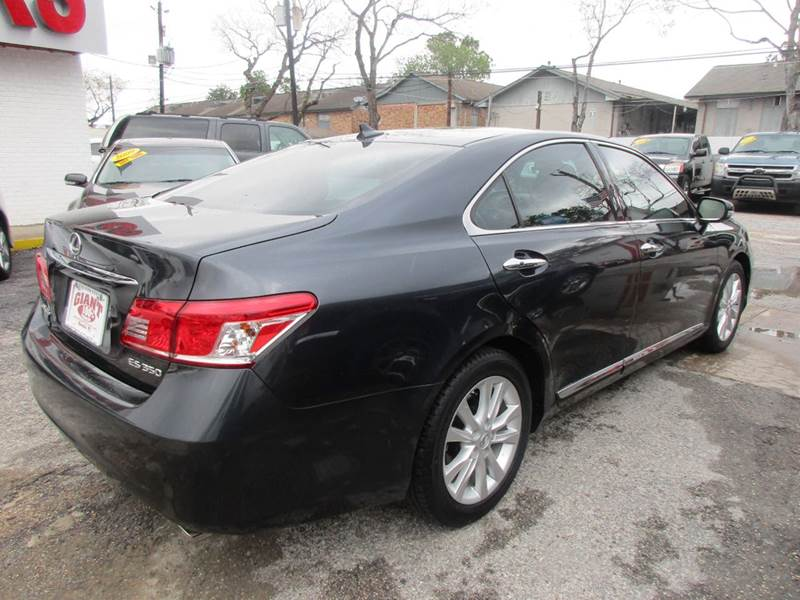 2010 Lexus ES 350 for sale at Giant Auto Mart 2 in Houston TX