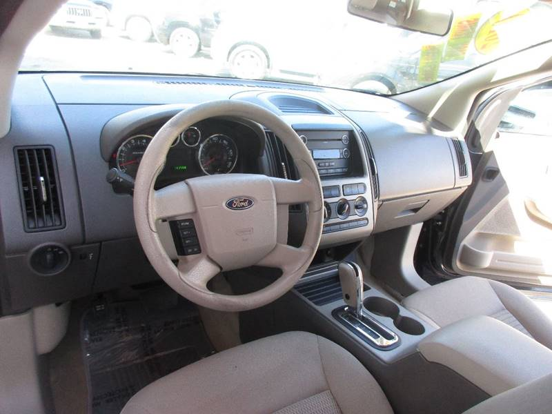 2010 Ford Edge for sale at Giant Auto Mart 2 in Houston TX