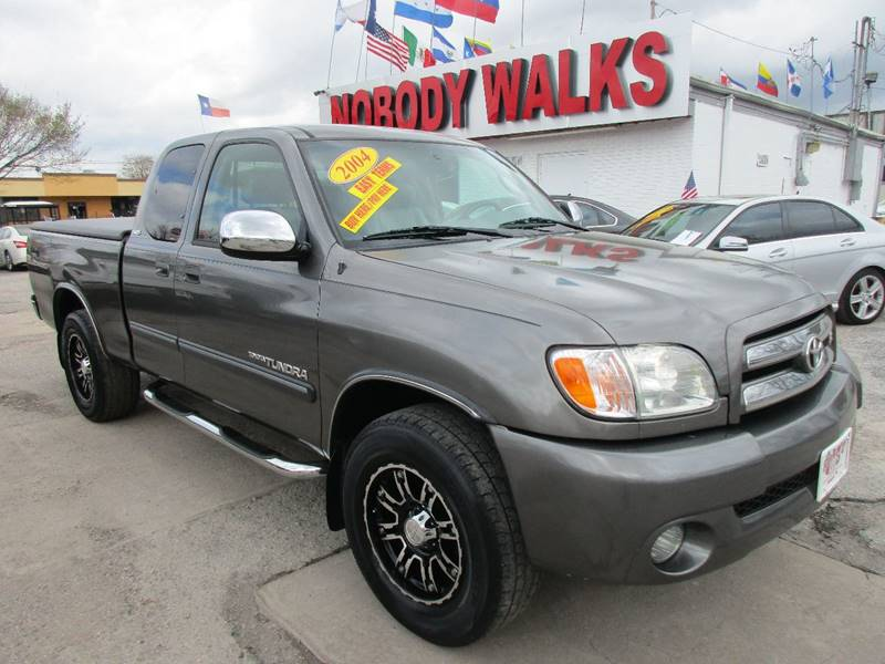 2004 Toyota Tundra for sale at Giant Auto Mart 2 in Houston TX