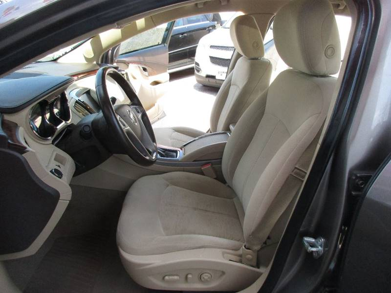 2012 Buick LaCrosse for sale at Giant Auto Mart 2 in Houston TX