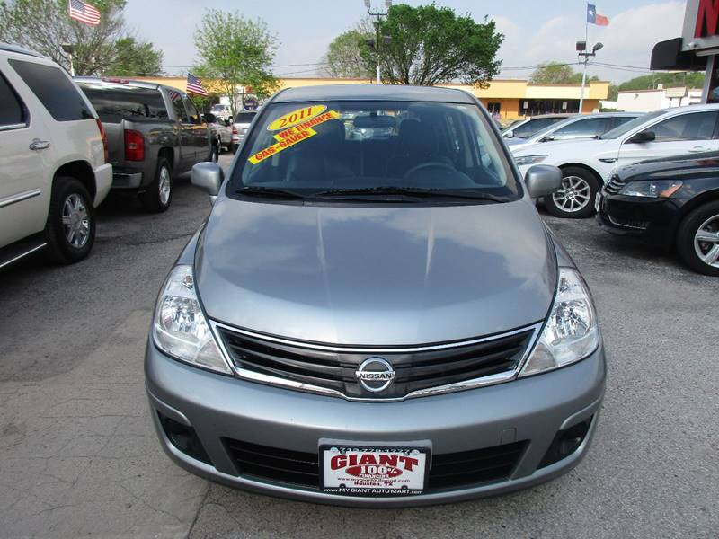 2011 Nissan Versa for sale at Giant Auto Mart 2 in Houston TX
