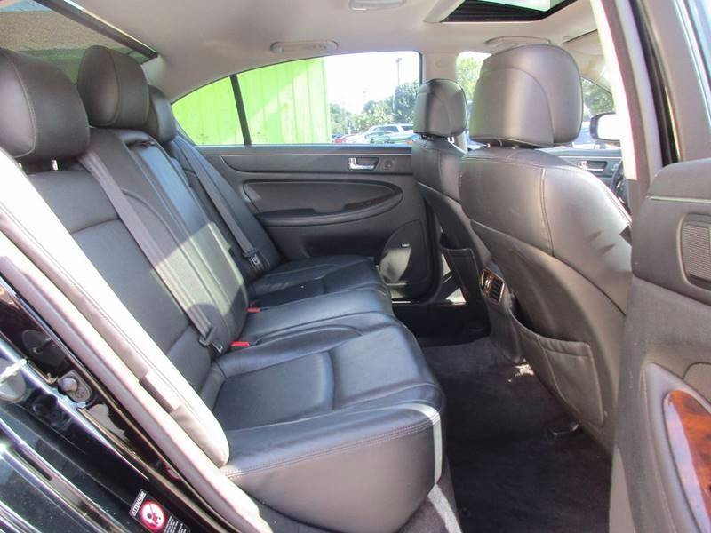 2011 Hyundai Genesis for sale at Giant Auto Mart 2 in Houston TX