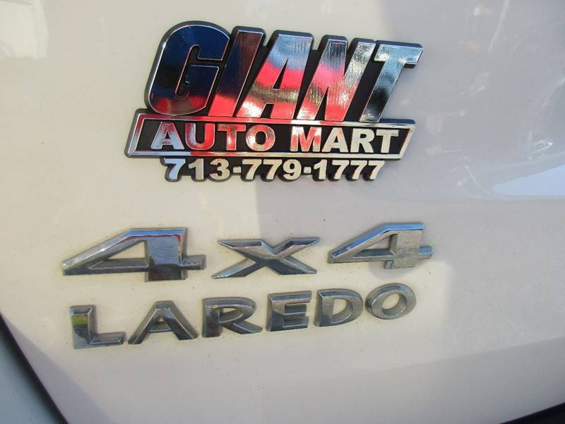 2011 Jeep Grand Cherokee for sale at Giant Auto Mart 2 in Houston TX