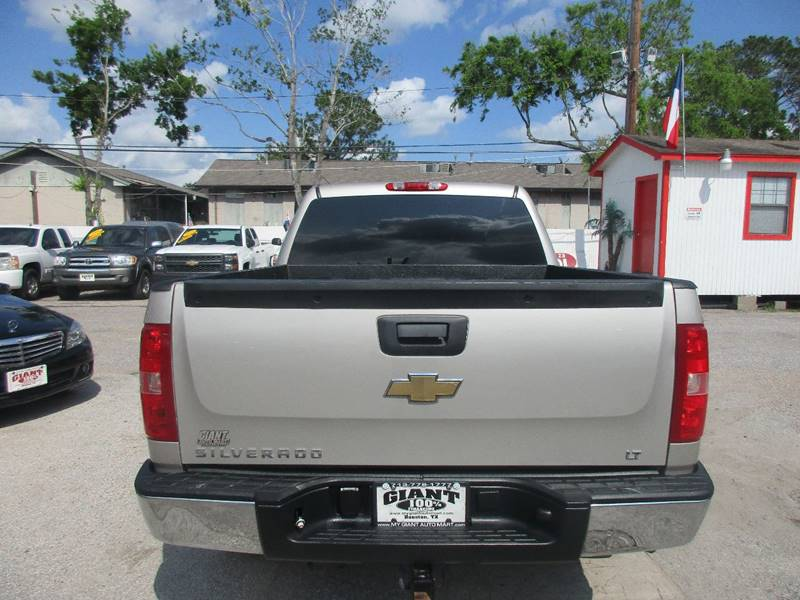 2007 Chevrolet Silverado 1500 for sale at Giant Auto Mart 2 in Houston TX