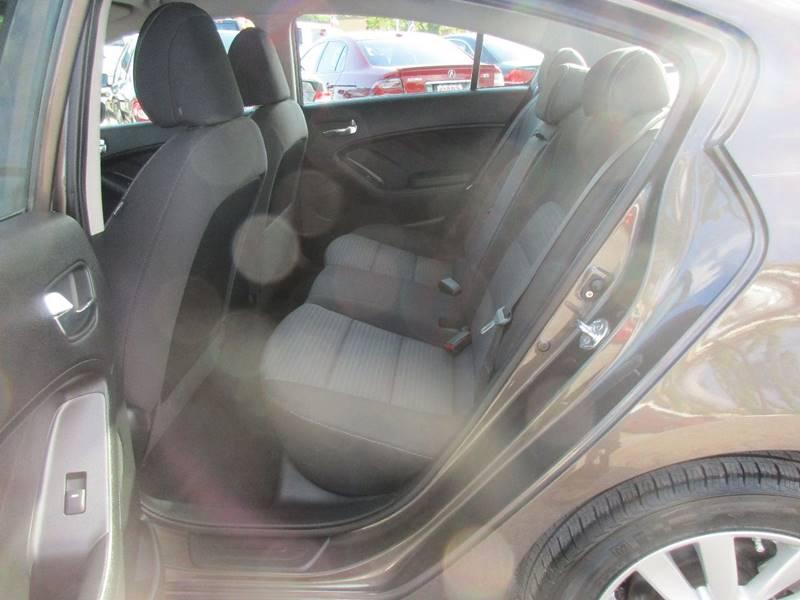 2014 Kia Forte for sale at Giant Auto Mart 2 in Houston TX