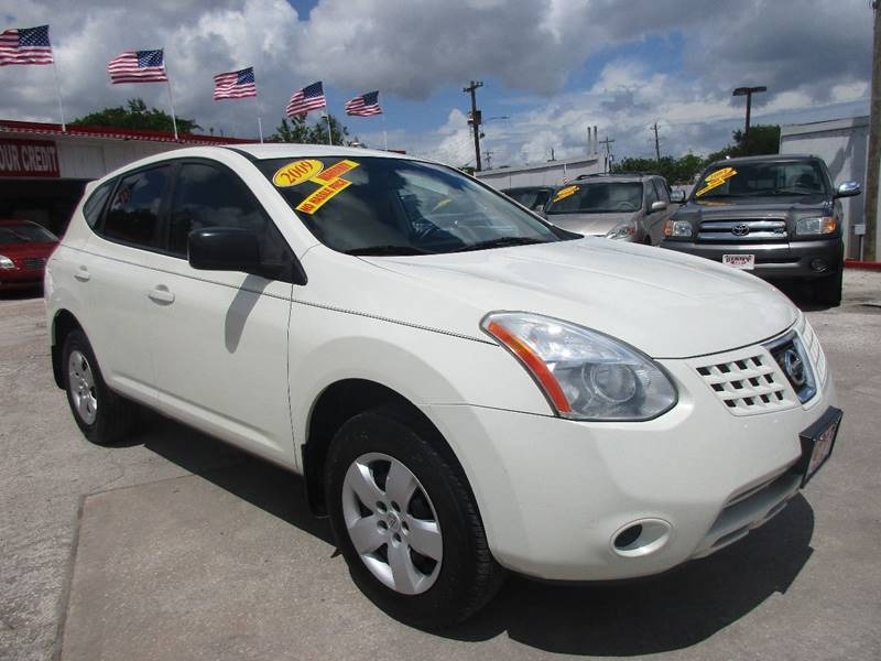 2009 Nissan Rogue for sale at Giant Auto Mart 2 in Houston TX