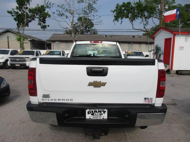 2012 Chevrolet Silverado 2500HD for sale at Giant Auto Mart 2 in Houston TX