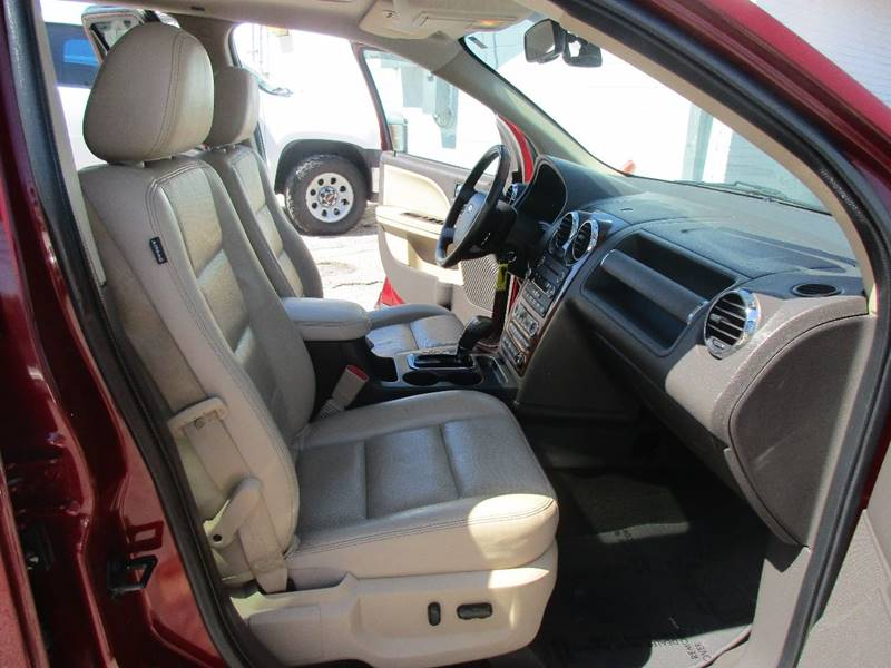 2008 Ford Taurus X for sale at Giant Auto Mart 2 in Houston TX