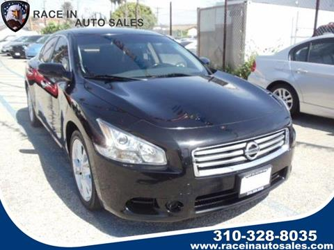 2012 Nissan Maxima for sale in Torrance, CA
