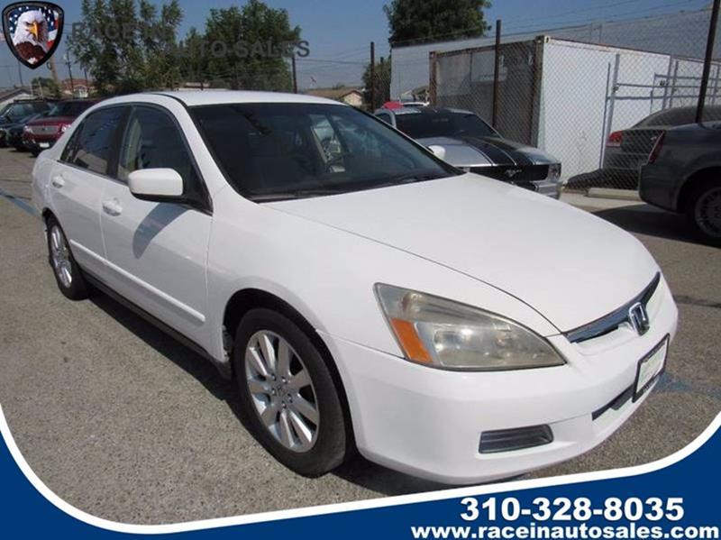 2007 Honda Accord LX In Torrance CA