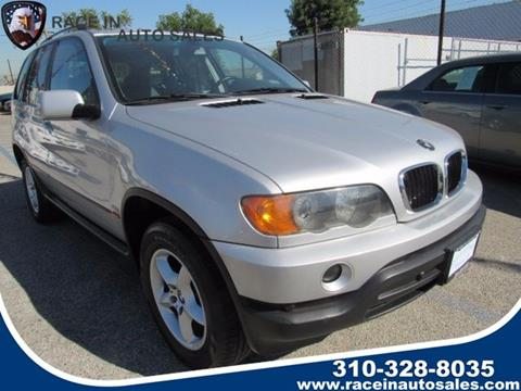 2002 BMW X5 for sale in Torrance, CA