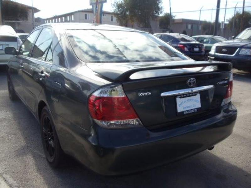 2006 Toyota Camry LE In Torrance CA  RACE IN AUTO SALES