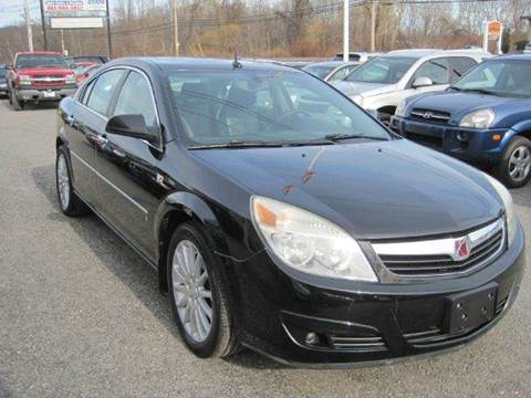 2007 Saturn Aura for sale at Zinks Automotive Sales and Service - Zinks Auto Sales and Service in Cranston RI