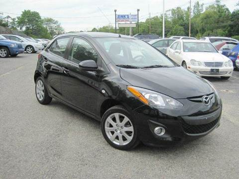 2011 Mazda MAZDA2 for sale at Zinks Automotive Sales and Service - Zinks Auto Sales and Service in Cranston RI