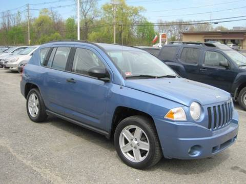 2007 Jeep Compass for sale at Zinks Automotive Sales and Service - Zinks Auto Sales and Service in Cranston RI