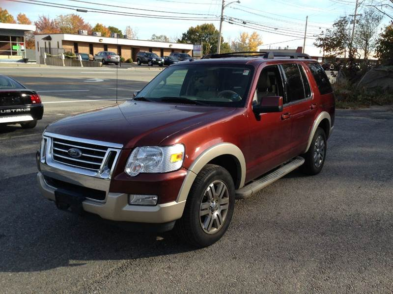 2010 Ford Explorer for sale at Zinks Automotive Sales and Service - Zinks Auto Sales and Service in Cranston RI