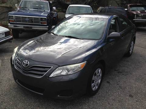 2010 Toyota Camry for sale at Zinks Automotive Sales and Service - Zinks Auto Sales and Service in Cranston RI
