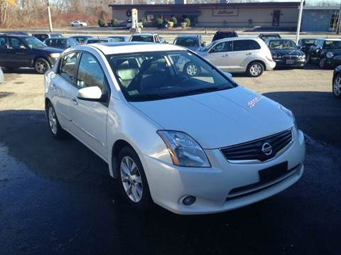 2012 Nissan Sentra for sale at Zinks Automotive Sales and Service - Zinks Auto Sales and Service in Cranston RI