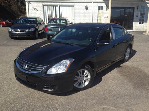 2011 Nissan Altima for sale at Zinks Automotive Sales and Service - Zinks Auto Sales and Service in Cranston RI