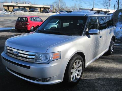 2009 Ford Flex for sale at Zinks Automotive Sales and Service - Zinks Auto Sales and Service in Cranston RI