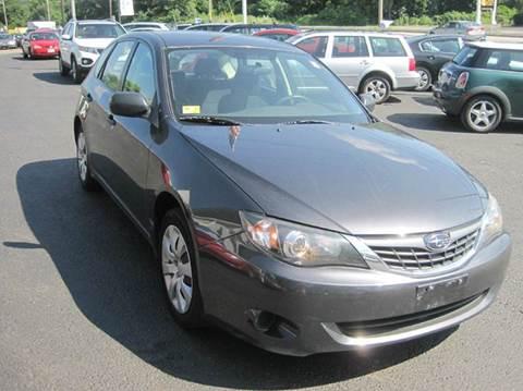 2008 Subaru Impreza for sale at Zinks Automotive Sales and Service - Zinks Auto Sales and Service in Cranston RI