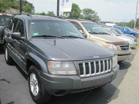 2004 Jeep Grand Cherokee for sale at Zinks Automotive Sales and Service - Zinks Auto Sales and Service in Cranston RI