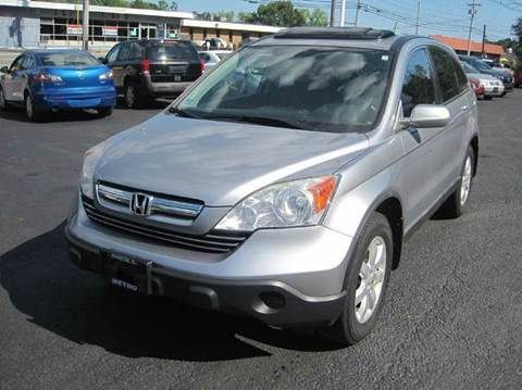 2008 Honda CR-V for sale at Zinks Automotive Sales and Service - Zinks Auto Sales and Service in Cranston RI