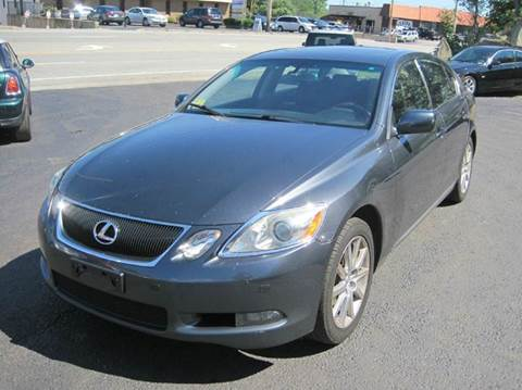 2006 Lexus GS 300 for sale at Zinks Automotive Sales and Service - Zinks Auto Sales and Service in Cranston RI