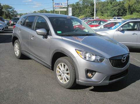 2013 Mazda CX-5 for sale at Zinks Automotive Sales and Service - Zinks Auto Sales and Service in Cranston RI