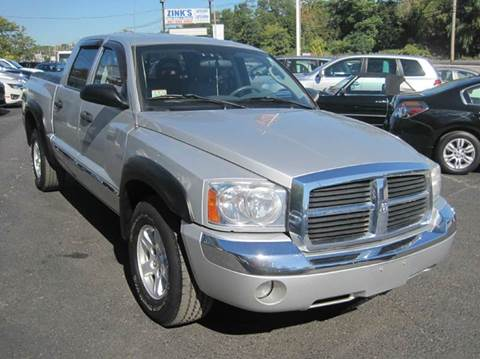 2007 Dodge Dakota for sale at Zinks Automotive Sales and Service - Zinks Auto Sales and Service in Cranston RI