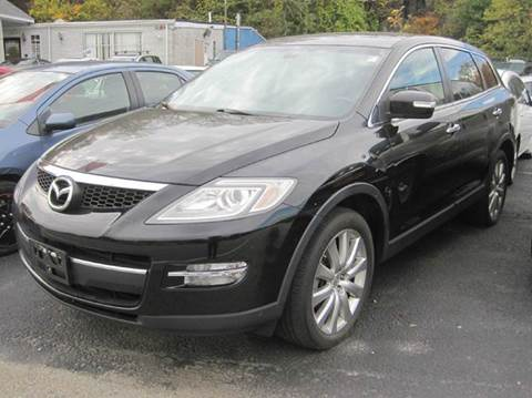 2008 Mazda CX-9 for sale at Zinks Automotive Sales and Service - Zinks Auto Sales and Service in Cranston RI