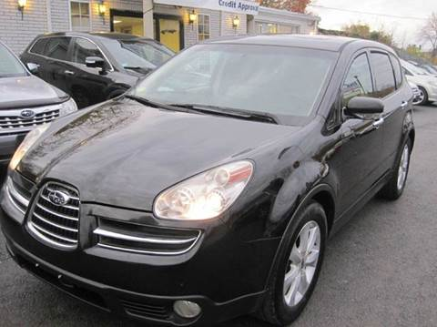 2006 Subaru B9 Tribeca for sale at Zinks Automotive Sales and Service - Zinks Auto Sales and Service in Cranston RI