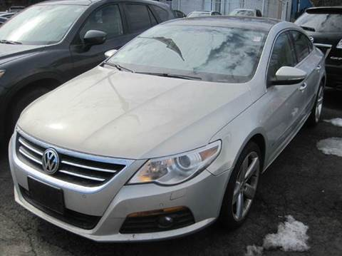 2010 Volkswagen CC for sale at Zinks Automotive Sales and Service - Zinks Auto Sales and Service in Cranston RI