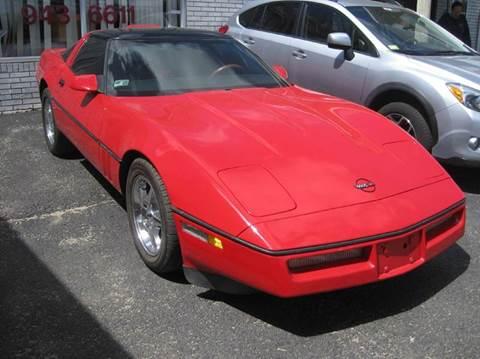 1987 Chevrolet Corvette for sale in Cranston, RI