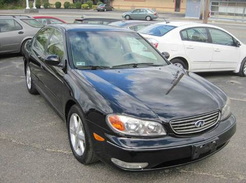 2004 Infiniti I35 for sale at Zinks Automotive Sales and Service - Zinks Auto Sales and Service in Cranston RI