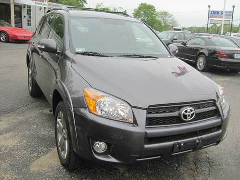2011 Toyota RAV4 for sale at Zinks Automotive Sales and Service - Zinks Auto Sales and Service in Cranston RI