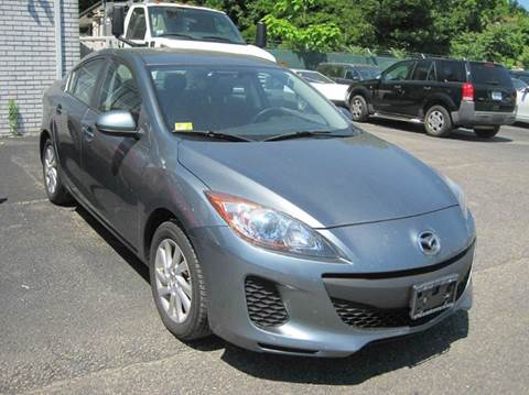 2012 Mazda MAZDA3 for sale at Zinks Automotive Sales and Service - Zinks Auto Sales and Service in Cranston RI