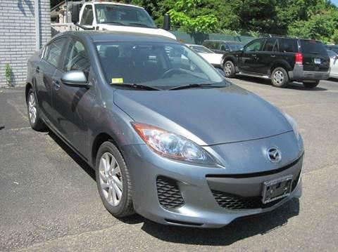2012 Mazda MAZDA3 for sale at Zinks Automotive Sales and Service - Zinks Auto Sales and Service in Cranston RI