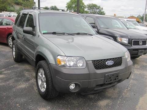2007 Ford Escape for sale in Cranston, RI