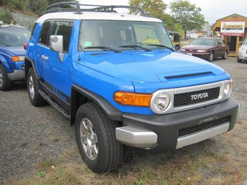 2007 Toyota FJ Cruiser for sale in Cranston, RI