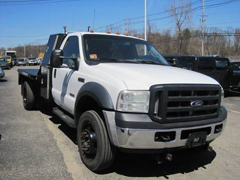 2007 Ford F-550 for sale in Cranston, RI