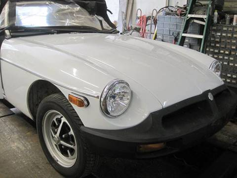 1976 MG MGB for sale in Cranston, RI